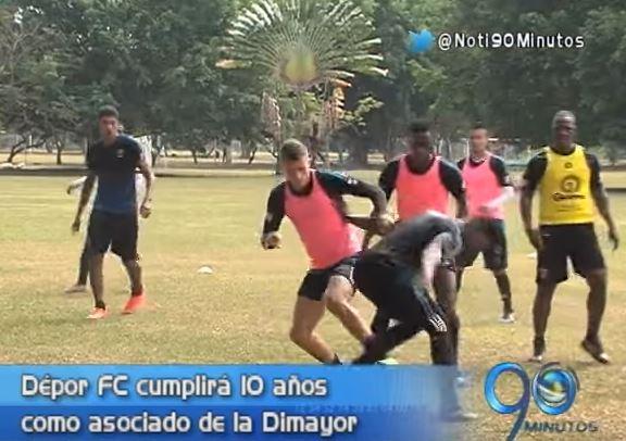 Dimayor entregará el aval al Depor FC para seguir jugando en la B