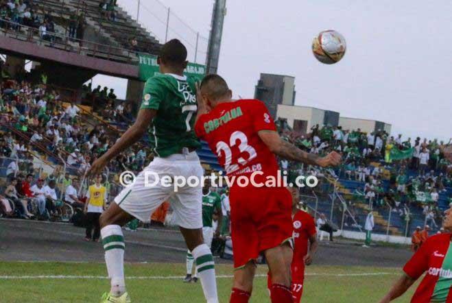 Cortuluá venció 4-1 a Deportivo Cali en el 'Corazón del Valle'
