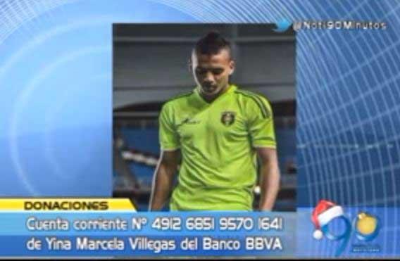 Depor F.C. jugará un partido en beneficio de Jefferson Herrera