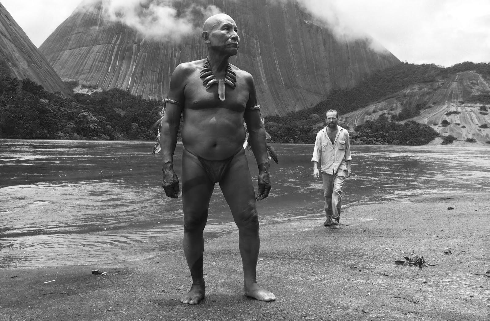 En la película respetamos la naturaleza: Miguel Dionisio
