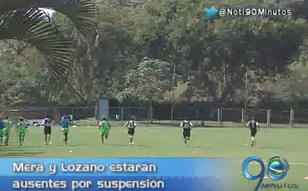 Deportivo Cali enfrentará a Nacional con cambios en su defensa