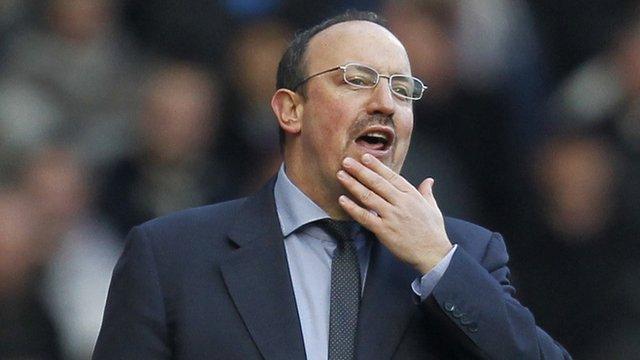 Real Madrid destituyó a Rafael Benitez como técnico del club Merengue