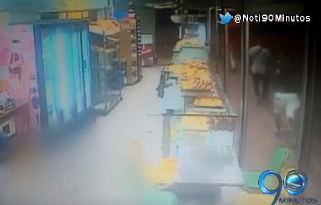 Crimen de un hombre en el oriente quedó registrado en video