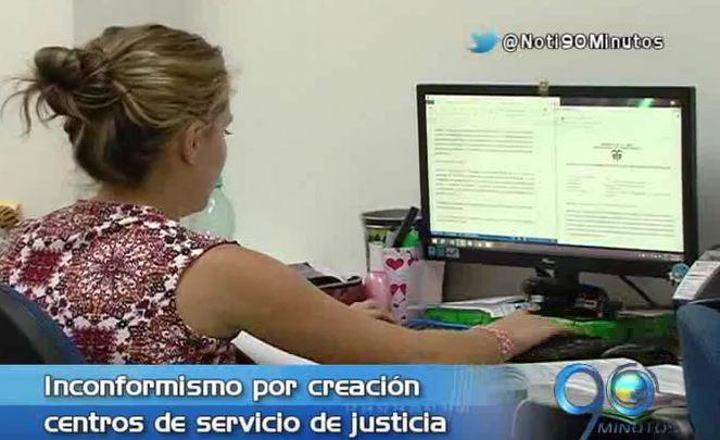 Empleados de la rama judicial amenazan con irse a paro