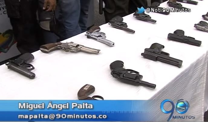 Alcaldía estudiará un posible levantamiento del Plan Desarme