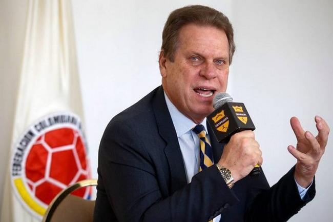 Ramón Jesurum es el nuevo vicepresidente de la Conmebol