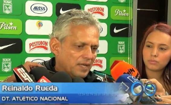 Reinaldo buscará su segundo título con Atlético Nacional