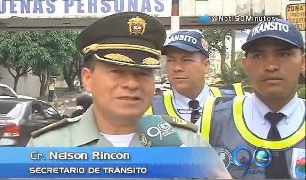 Cnel. Rincón pide a guardas trabajar juntos por la movilidad