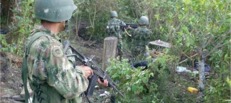 Al menos diez personas fueron secuestradas al sur de Bolívar