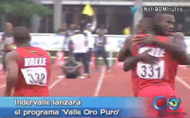 El Valle quiere ser de nuevo el primero en Colombia con el programa, Valle Oro Puro