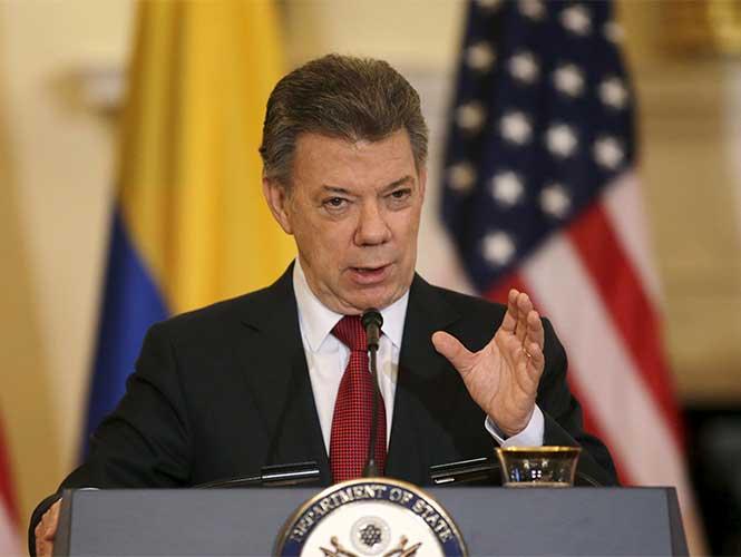 Santos insiste en que acuerdos con las FARC se someterán a plebiscito