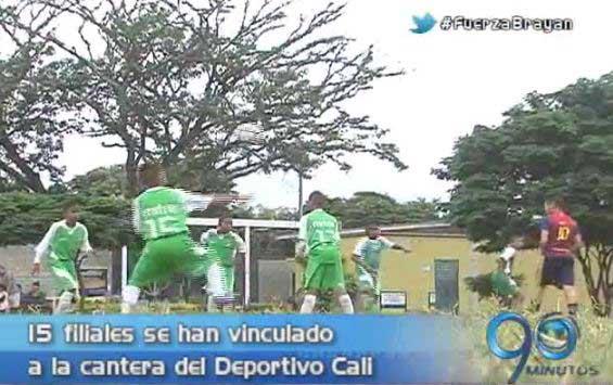 Deportivo Cali brindará apoyo logístico a las canteras de sus 15 filiales