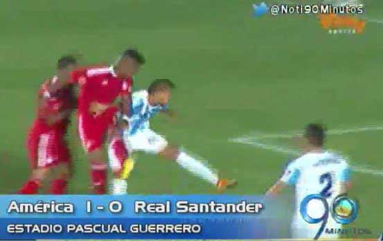 América venció a Real Santander en inicio del Torneo de la B
