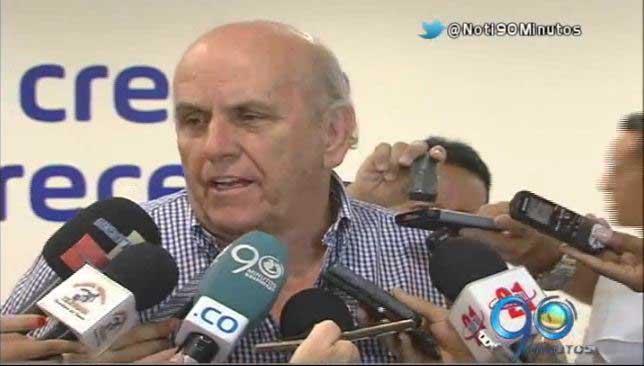 Armitage pide a congresistas del Valle bajar presión política sobre Emcali