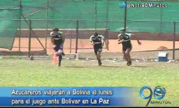 Deportivo Cali prepara partidos ante el DIM y Bolívar de Bolivia