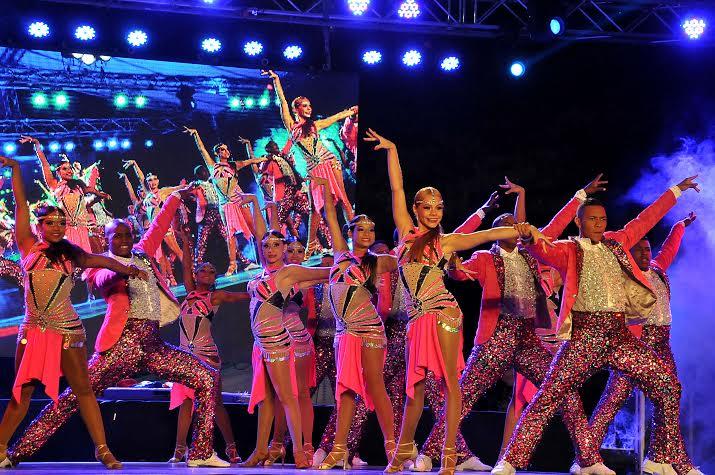'Vive Bailando' oportunidad artística para 250 jóvenes de Cali