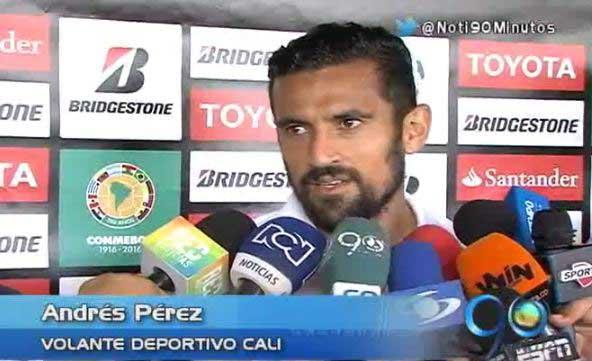 Canteranos del Deportivo Cali debutarán en Copa Libertadores ante Boca