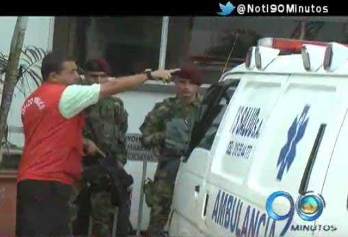 Combates con ELN en el Cauca dejan 2 muertos y 4 heridos