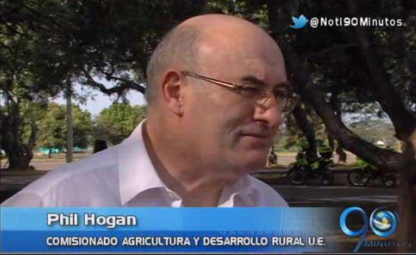 UE financiará proyecto agrícola en el Valle en el posconflicto