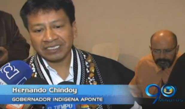Comunidad indígena de Nariño pide ayudas para enfrentar falla geológica