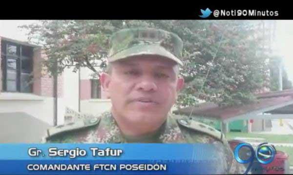 Ejército demandará al ELN ante la Fiscalía por campos minados