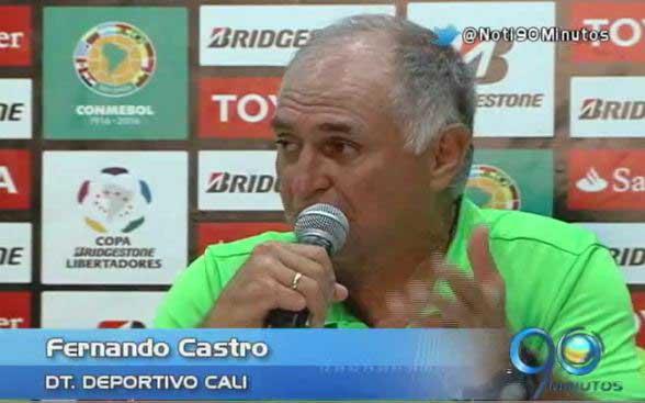 Deportivo Cali empató sin goles ante Boca Juniors en debut de Libertadores