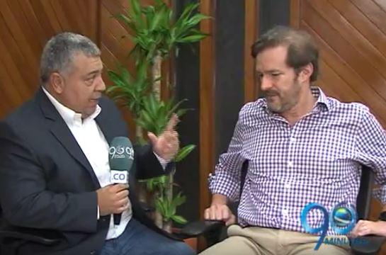 Esteban Piedrahita habla de la economía de la región