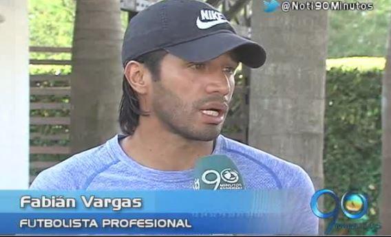 Fabián Vargas recuerda su paso por Boca y opina sobre el partido de hoy
