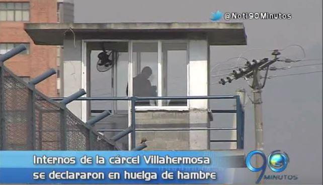 Huelga de hambre en la carcel Villahermosa y más en el Panorama Judicial
