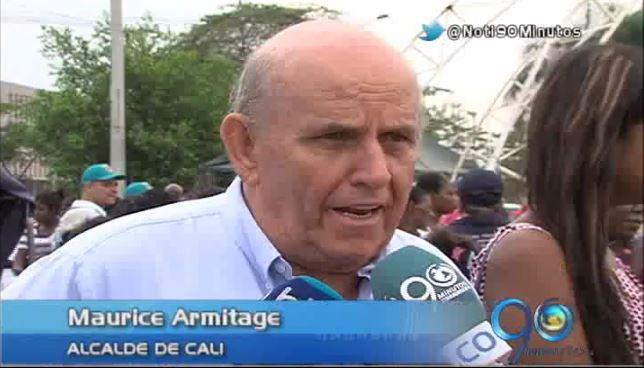 Alcaldía de Cali realiza intervención social en la Comuna 21
