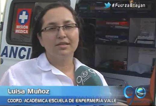 Escuela de Enfermería del Valle cuenta con nuevas ambulancias