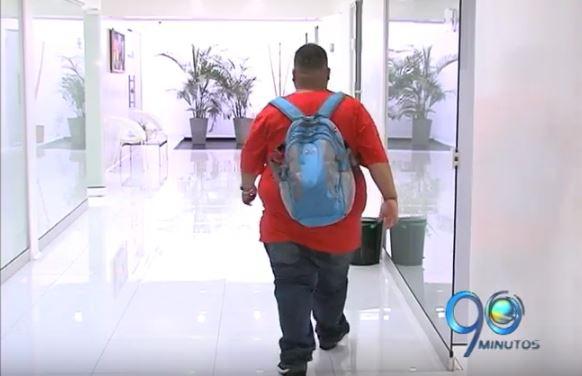 Clínica ofrece nuevo tratamiento para controlar la obesidad