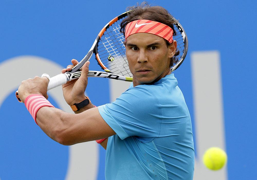 """""""No sé si algún día vuelva a tener mi mejor tenis"""", Rafael Nadal"""