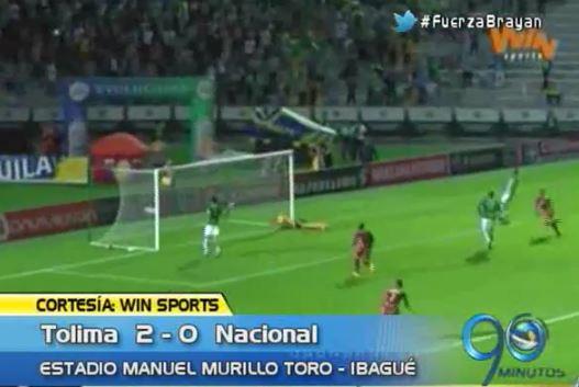 Tolima se impuso 2 a 0 ante Nacional y más en Panorama Deportivo