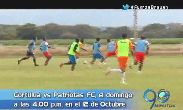 El domingo Cortuluá enfrenta Patriotas y más en Panorama Deportivo