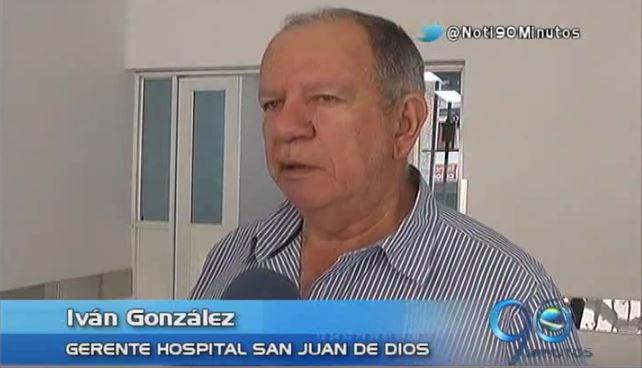 Reabren sala de urgencias del Hospital San Juan de Dios de Cartago