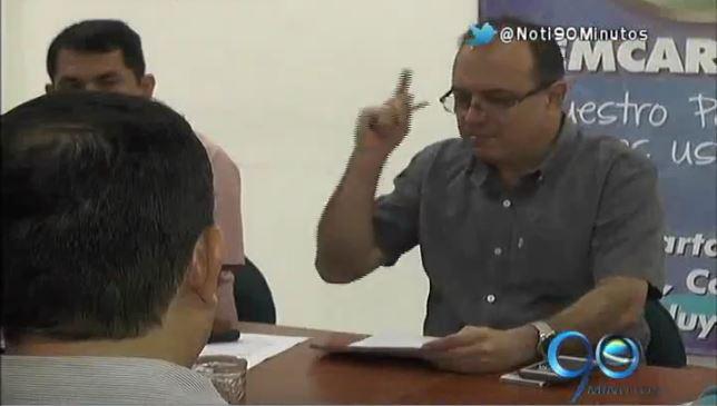 Renunció gerente interventor de Emcartago por amenazas de muerte