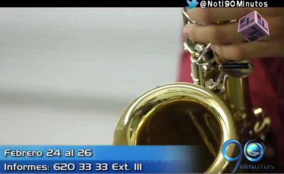 Se inicia el Festival de Saxofón en Cali y más en Sí Hay Para Hacer
