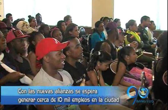 10 mil empleos se generarán en el programa TIO de la Alcaldía