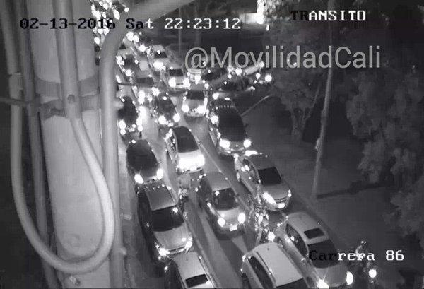 Un motociclista perdió la vida en accidente de tránsito en la Simón Bolívar
