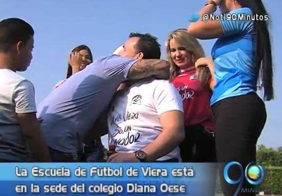 El uruguayo Alexis Viera dio a conocer su nueva escuela de arqueros