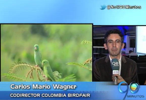 En marzo se realizará la segunda versión de Colombia Bird Fair