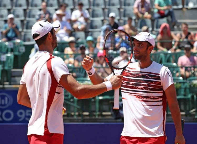 Cabal y Farah clasificaron a cuartos de final del ATP 500 de Acapulco