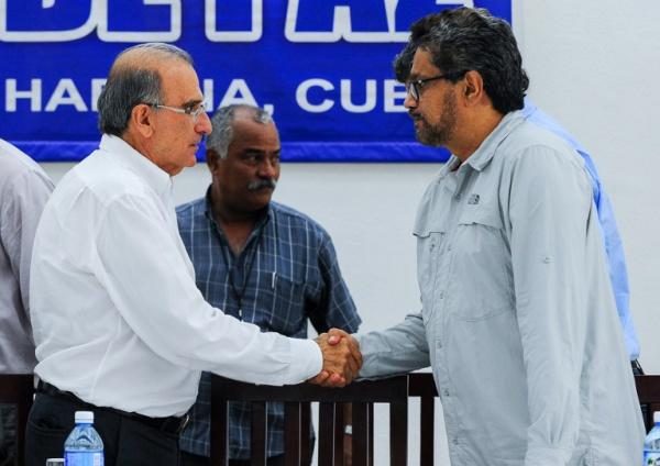 Gobierno y Farc acuerdan superar dificultades y retomar diálogo