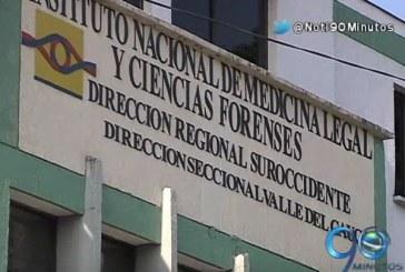 Cuerpos de indígenas fueron trasladados a Medicina Legal en Cali