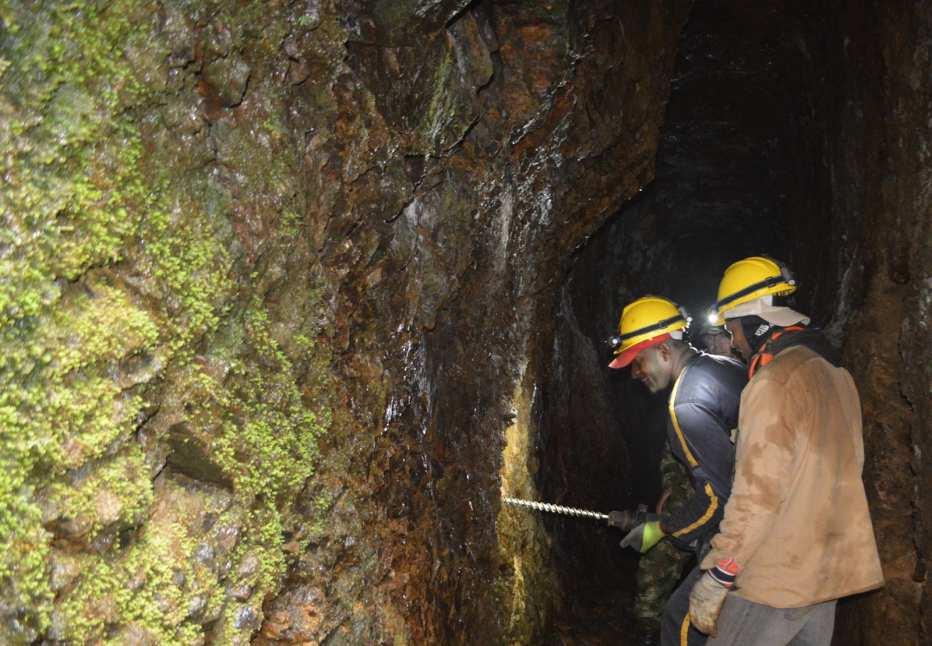 Tres puestos de control más combatirán las minas ilegales en los Farallones