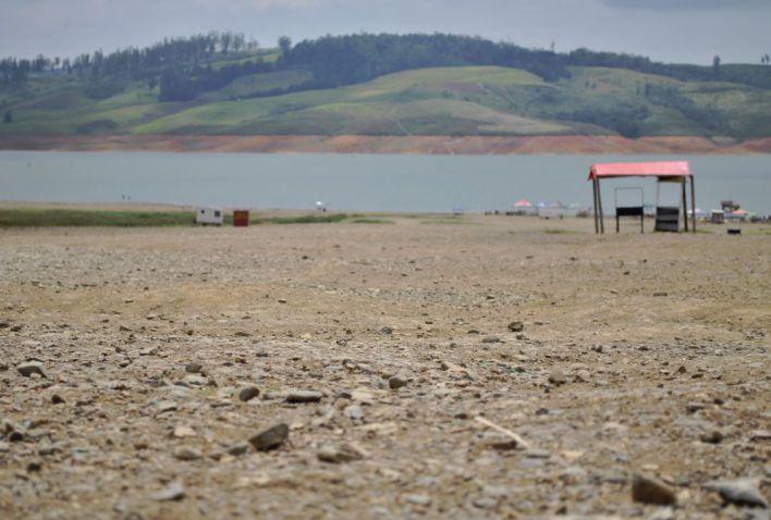 Aportes hídricos en embalses se redujeron en un 62% en enero