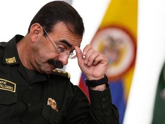 Procuraduría abre investigación formal contra el Gral. Palomino