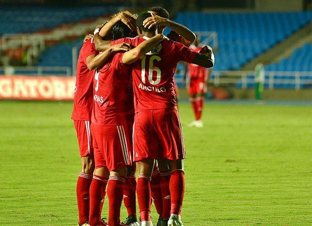 Por goleada, América derrotó a Cortuluá en la Copa Águila