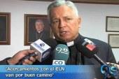 Arzobispo de Cali califica de positivos acercamientos con el ELN